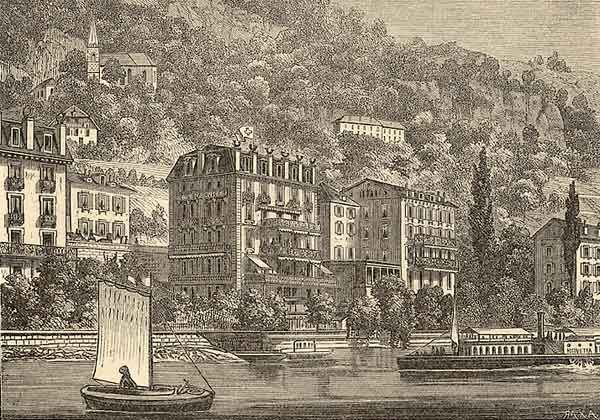 L'Hôtel Beau-Rivage