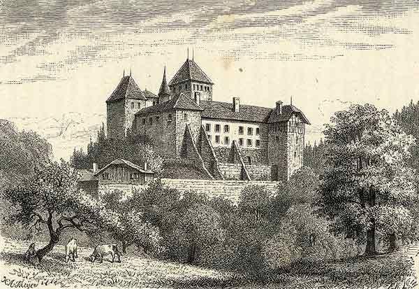 Le Château de Blonay