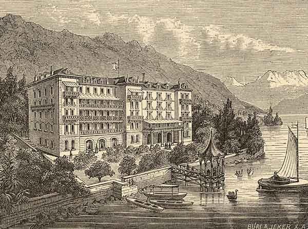 L'Hôtel Monney