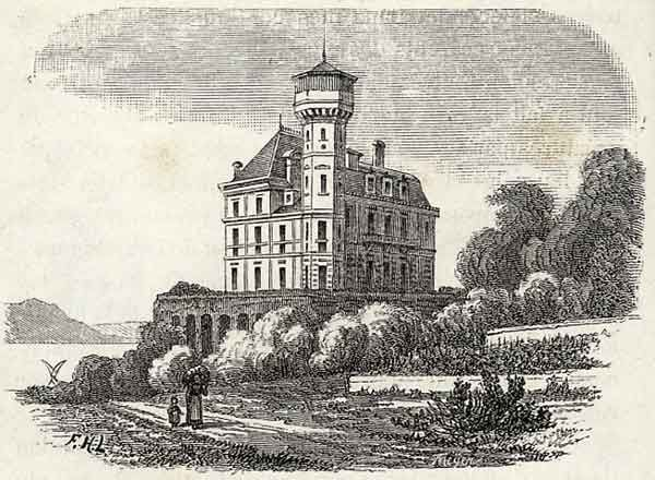 Le Château des Crêtes
